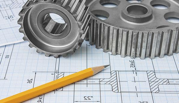 Изготовление деталей по чертежам заказчика в Екатеринбурге